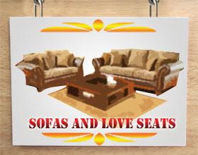 Sofas & Loveseats